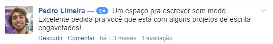 Pedro Ninho de Escritores